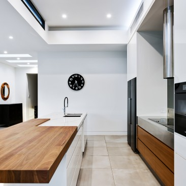 Stone Villa Kensington Park kitchen design