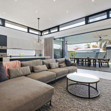 Tudor by the Bay Glenelg East living space