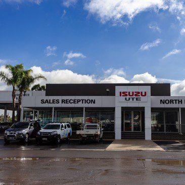 Isuzu Ute Commercial Architecture elevation photo