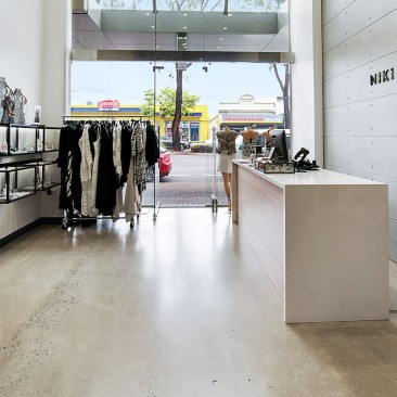Niki Belle, Norwood interior retail architecture