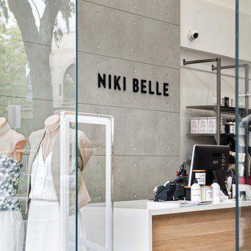 Niki Belle, Norwood interior retail exterior design