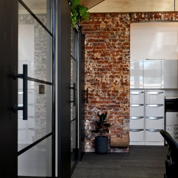 Think Architects Office Payneham consulting room details