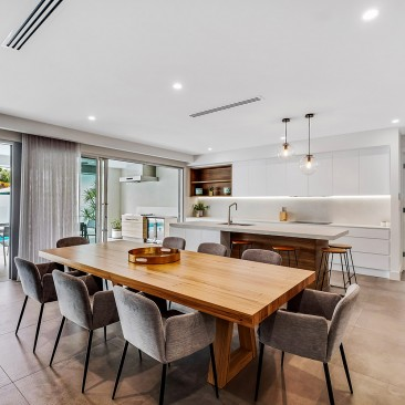 East Terrace Residence Henley Beach living space