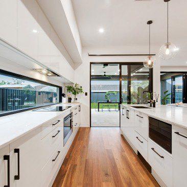 Moore Street Residence Somerton Park kitchen