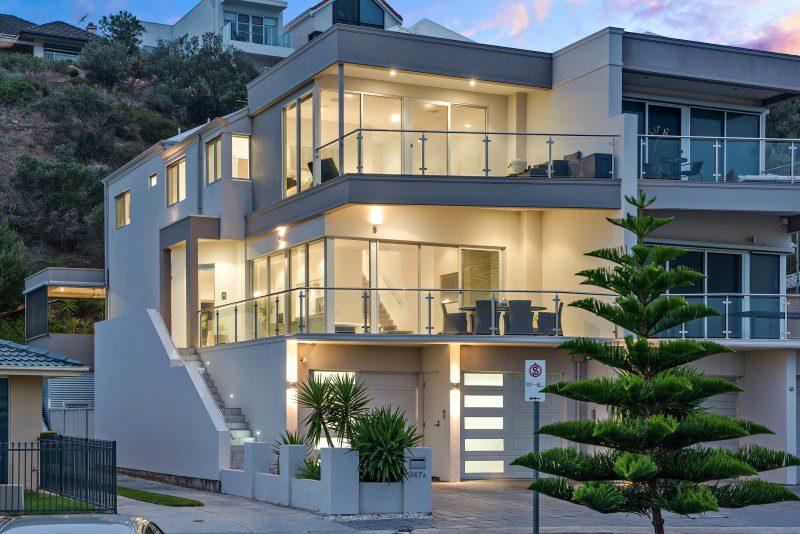 Esplanade Residences Seacliff architectural facade