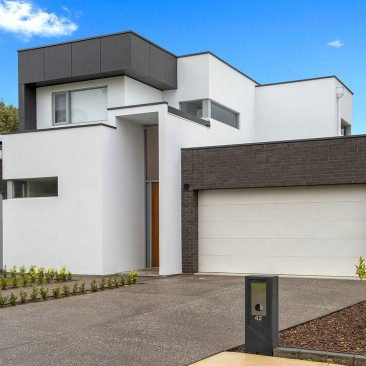 Brookside Drive Residence Tranmere architectural perspective